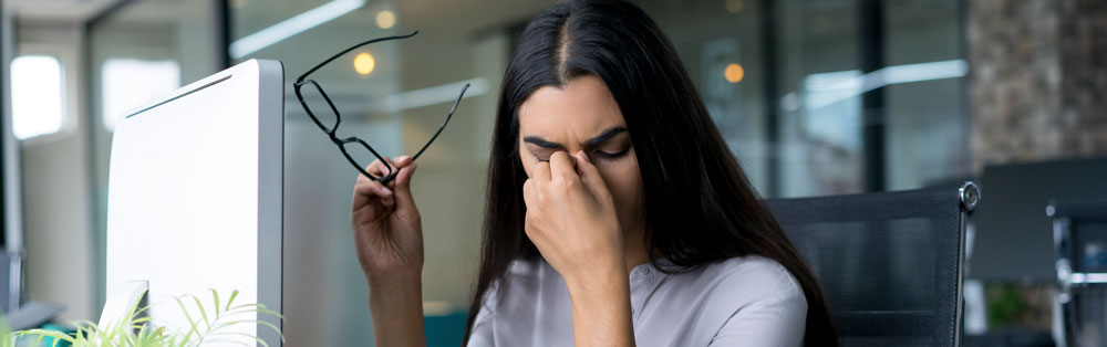 hábitos saludables para limpieza de ojos sensibles