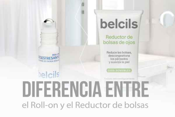 Diferencias entre roll-on desestresante y reductor de bolsas