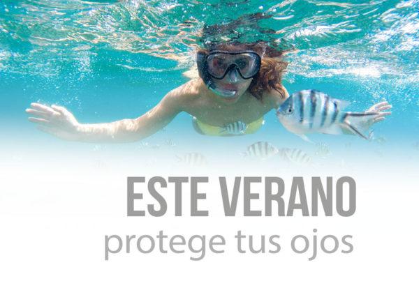 Protege ojos playa