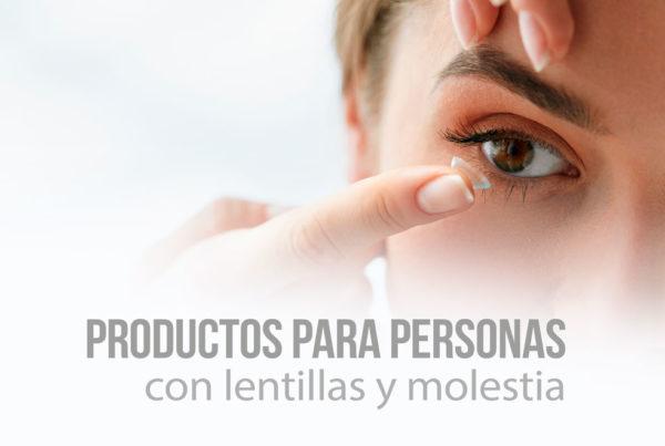 productos para personas con lentillas y molestias