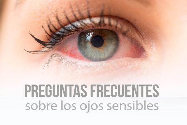 Faqs ojos sensibles