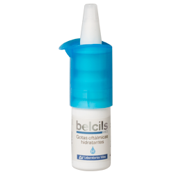Belcils Med Gotas oftálmicas Hidratantes
