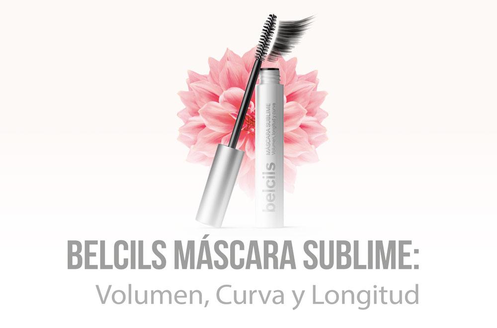 Belcils Máscara Sublime: Volumen, Curva y Longitud